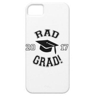 Rad Grad 2017 iPhone 5 Case
