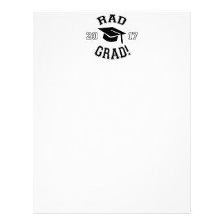 Rad Grad 2017 Letterhead