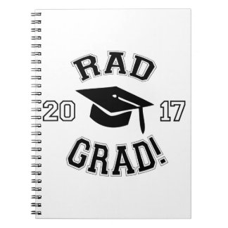 Rad Grad 2017 Notebook
