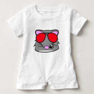 Rad Rat Baby Romper