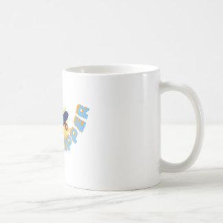 Rad Ripper Skateboard Coffee Mug