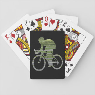 Rad Sports serpentine Artwork 02 Playing Cards