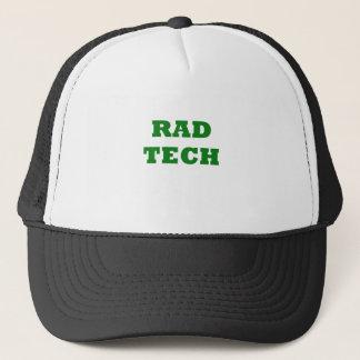 Rad Tech Trucker Hat