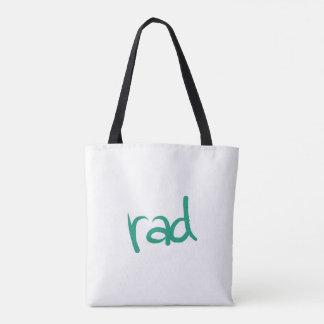 Rad! Tote Bag
