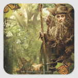 RADAGAST™ in Forest Square Stickers