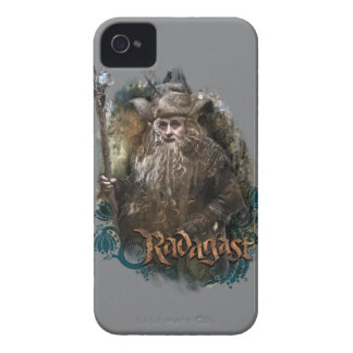 RADAGAST™ With Name iPhone 4 Covers