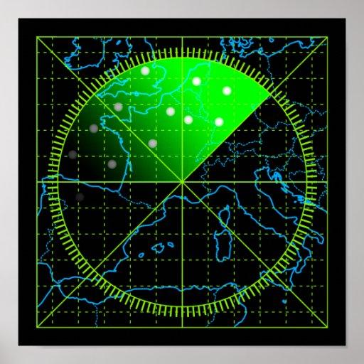 Radar4 Posters