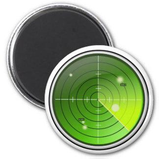 Radar 2 Inch Round Magnet