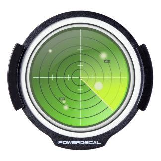 Radar LED Auto Decal