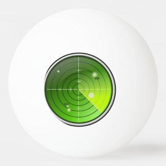 Radar Ping-Pong Ball