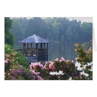 Radbourne Lake Gazebo Card