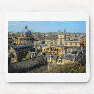 Radcliffe Camera and Bodleian Library Oxford Mouse Pad