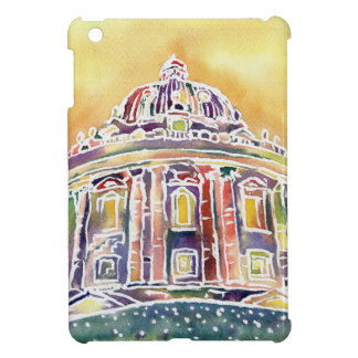 Radcliffe camera - watercolour painting cover for the iPad mini