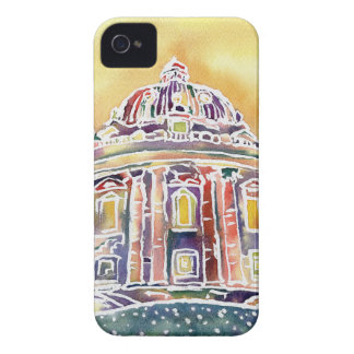 Radcliffe camera - watercolour painting iPhone 4 cover