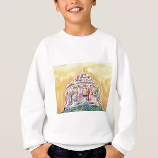 Radcliffe camera - watercolour painting sweatshirt