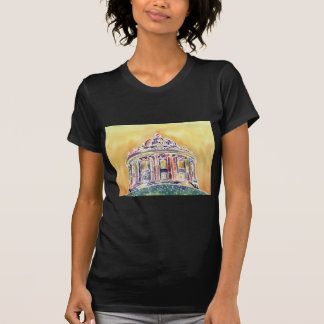Radcliffe camera - watercolour painting T-Shirt