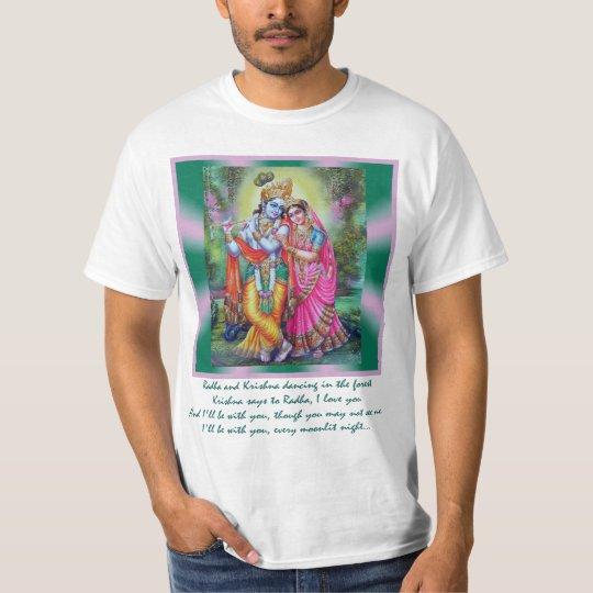 Radha and Krishna T-Shirt