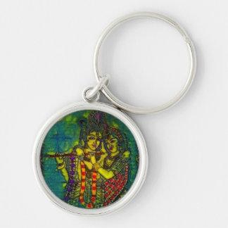 Radha Krishna1 Keychain