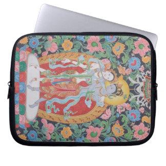 Radha-Krishna Laptop Sleeve