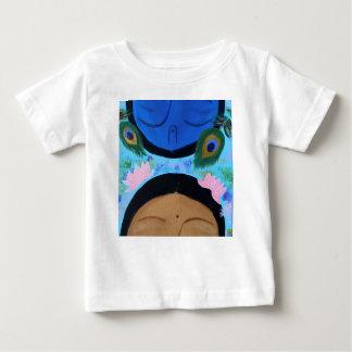 Radha - Krishna Painting Baby T-Shirt