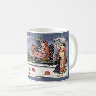 Radha, Krsna - Krishna -  Indian World music Coffee Mug