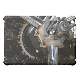 Radial engine iPad mini cases