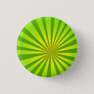 Radial green 1 inch round button
