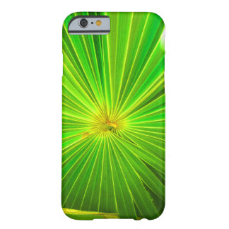 Radial Palm Leaf, Tulum Barely There iPhone 6 Case
