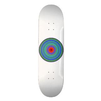 Radial Skate Board Decks