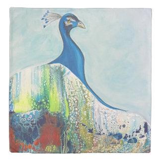 Radiance Peacock Duvet