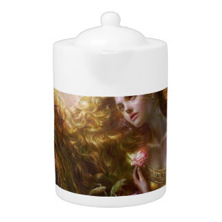 Radiant Beauty Teapot