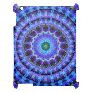 Radiant Core Mandala Cover For The iPad
