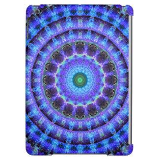 Radiant Core Mandala iPad Air Cover