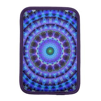 Radiant Core Mandala iPad Mini Sleeve