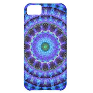 Radiant Core Mandala iPhone 5C Cases