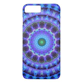 Radiant Core Mandala iPhone 7 Plus Case