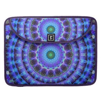 Radiant Core Mandala Sleeve For MacBook Pro