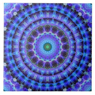 Radiant Core Mandala Tile