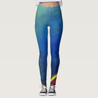 Radiant Flow2 - Leggings