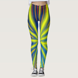 Radiant Flow3 - Leggings