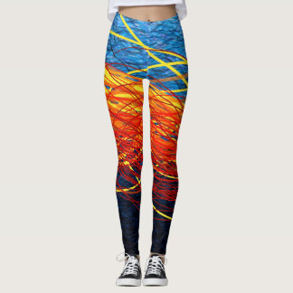 Radiant Flow4 - Leggings