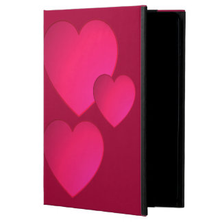 Radiant Hearts iPad Air Cases