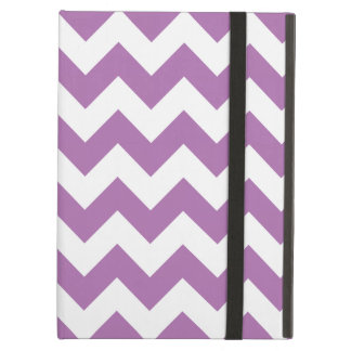 Radiant Orchid Chevron Zigzag iPad Air Cover