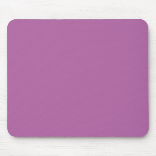 radiant orchid solid mouse pad