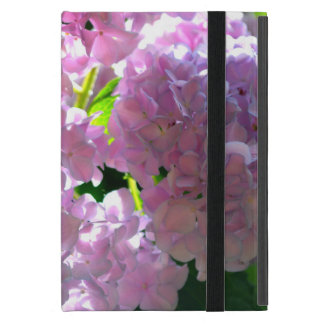 Radiant Pink Hydrangea iPad Mini Case