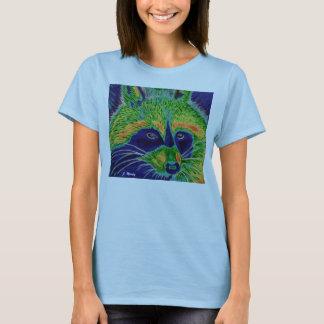 Radiant Raccoon T-Shirt
