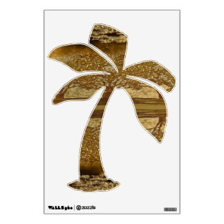 Radiant Reflections Wall Sticker