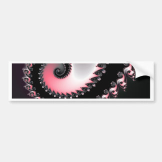Radiant Sculpture Bumper Sticker