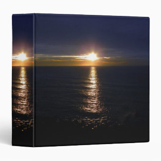 Radiant Sunsets; Radiant Days/ 3 Ring Binder