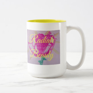 Radiate Beauty Mug